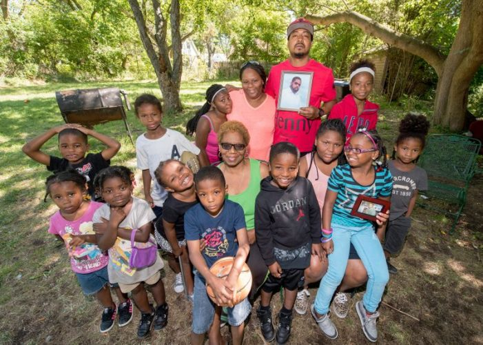 The Bone Yard: Creating an oasis in memory of neighborhood activist J. Bone