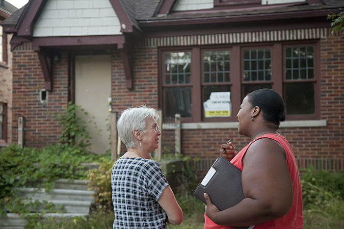 City of Detroit program to require landlords bring all rental properties into compliance within two years