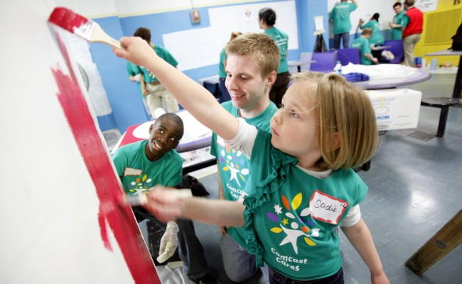 Giving Back: Comcast Foundation awards help support neighborhood programs