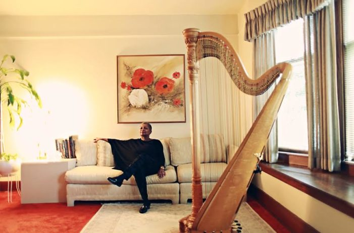 Harpist, vocalist and lifelong educator Patricia Terry-Ross named Kresge Eminent Artist for 2017