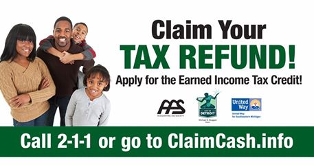 Detroit launches campaign to help residents through the Earned Income Tax Credit