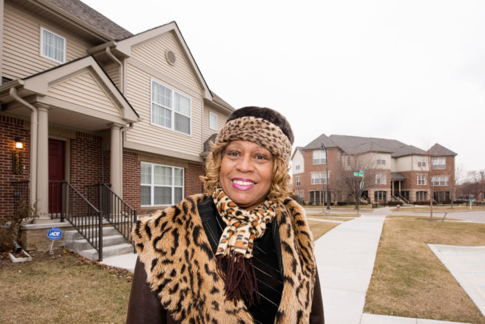 Detroiter's dream of more mixed-income housing may become a reality