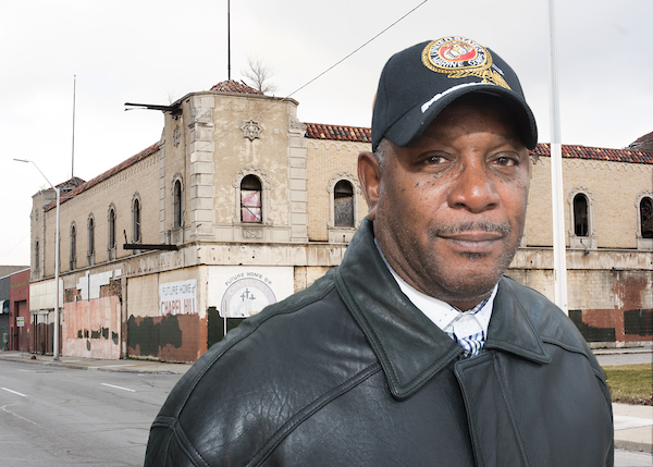 Road to Resurrection: Pastor crusades to save historic ballroom