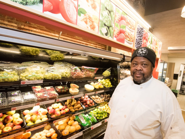 Red Truck: East side market drives customers toward healthy eating