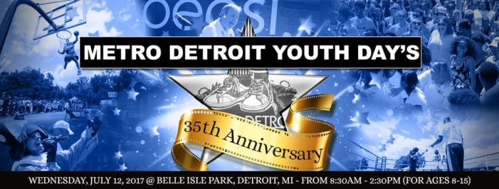 Students invited to apply for Metro Detroit Youth Day scholarships