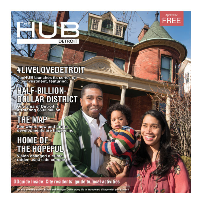 TheHUB launches year-long, in-depth report on neighborhood-specific investments