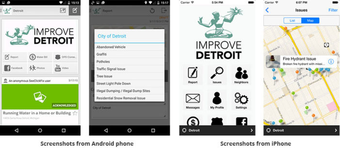 Improve Detroit app celebrates its second anniversary helping city residents