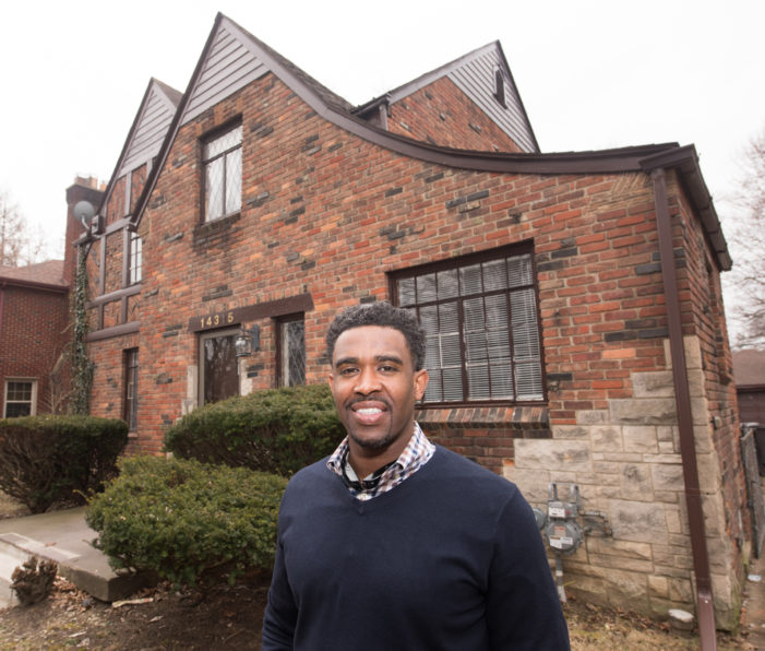 Ripe market and programs encourage homeownership and investing in Detroit