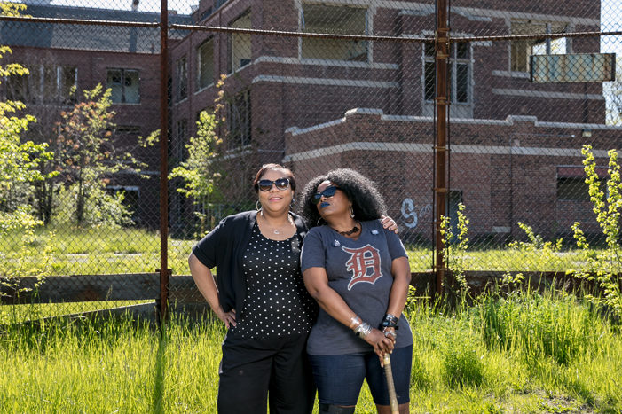 Detroit's 12th Street Revival: Vision for Rosa Parks neighborhood is rosy