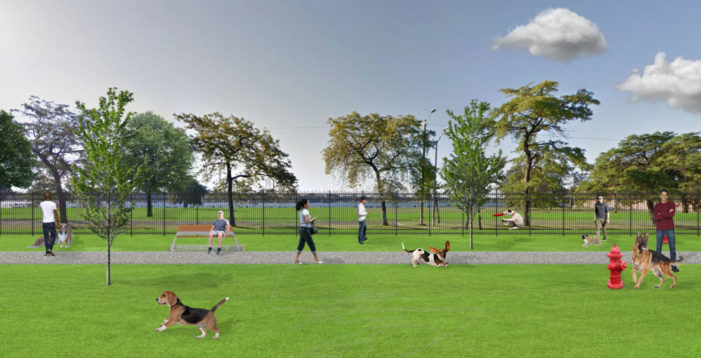 Detroit demos, moves forward with transformation of Riverside Park