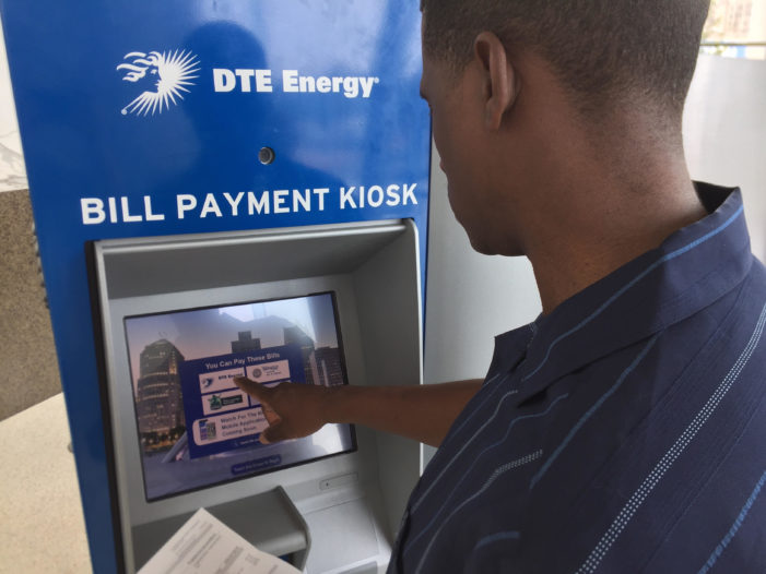 DTE brings bill-paying closer to home
