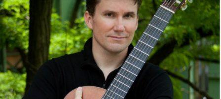 North Rosedale Park welcomes home acclaimed guitarist in fundraiser for art installation Sunday