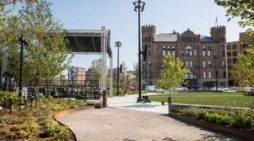 Beacon Park brings new light, energy and motion to downtown Detroit