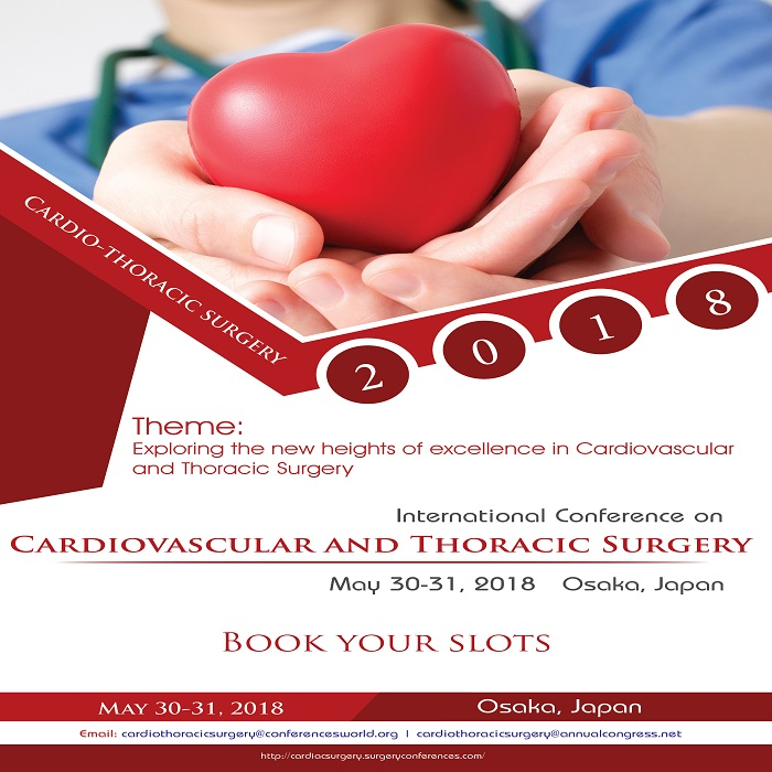 International Conference on Cardiovascular and Thoracic Surgery