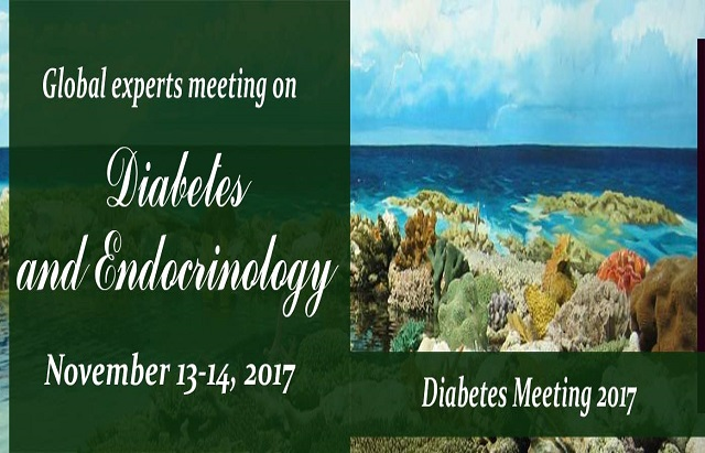 Global Experts Meeting on  diabetes and Endocrinology Conference