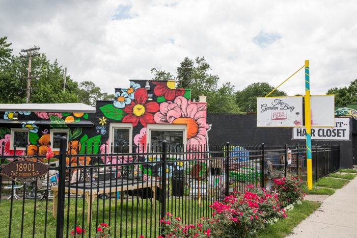 Detroit's Garden Bug shop will host Cash Flash event Oct. 25