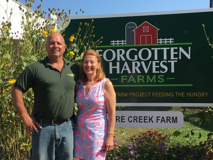 Cookin' for a cause: Forgotten Harvest fundraiser features Pampered Chef CEO to help feed the hungry