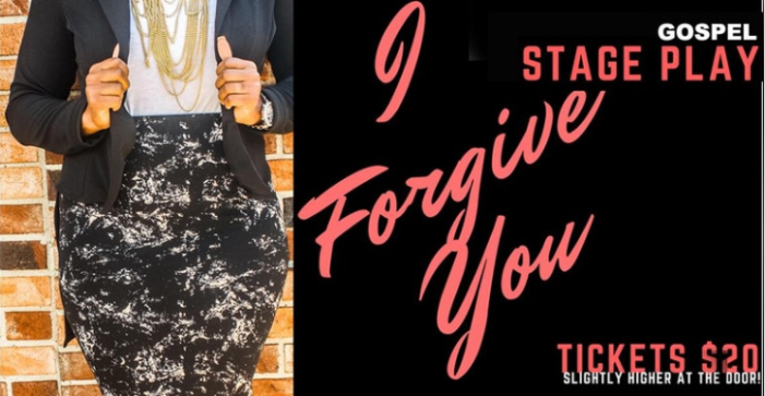 'I Forgive You' stage play will raise money for house for pregnant teenage girls