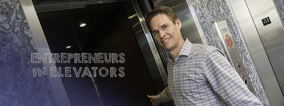 Entrepreneurs share their stories in elevators in new MEDC show – a true elevator pitch