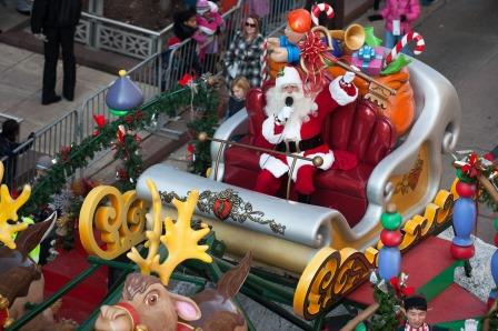 Detroit's America's Thanksgiving Parade named second best in the U.S.