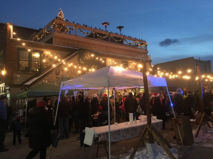Get over to Corktown-A-Glow and celebrate the holidays Dec. 9