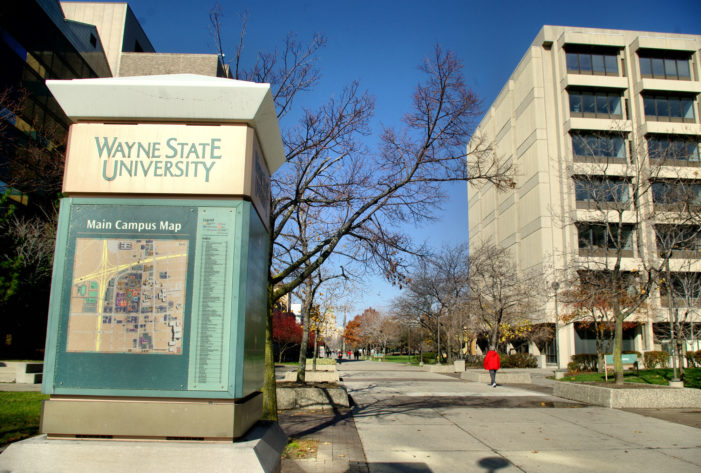 $275,000 Kresge Foundation grant will help more students stay in school at Wayne State University