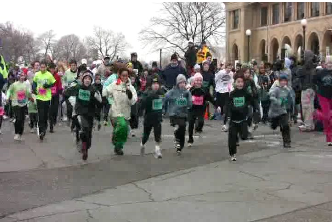 HAP sponsorship saves annual Belle Isle New Year's Eve Family Fun Run/Walk