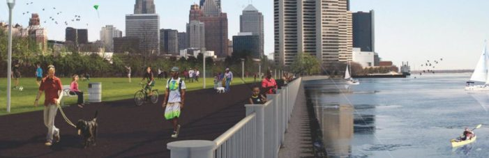 Detroit's Rivertown readies for improvements to waterfront
