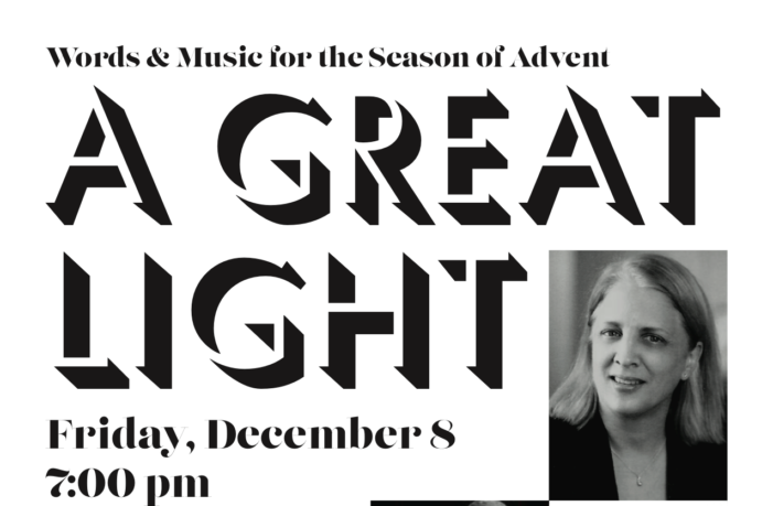 'A Great Light' concert brings celebrated musicians together to benefit Cass Community Dec. 8