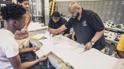 Road to Readiness: Life-changing program helps young Detroiters through high-growth skilled trades industry