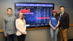 Detroit Mercy business students shine in global investment competition