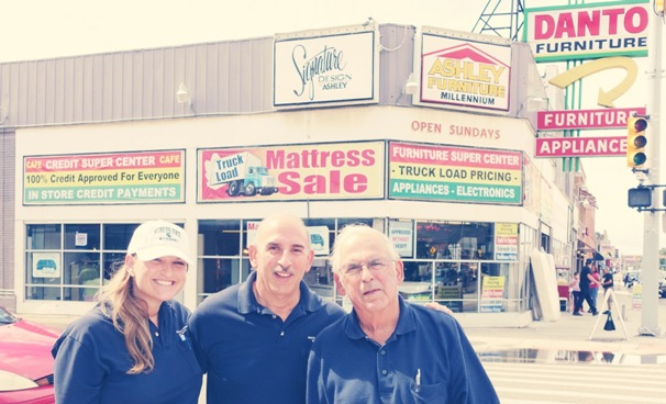 One of Michigan's oldest furniture company's celebrates 78 years of Detroit commitment