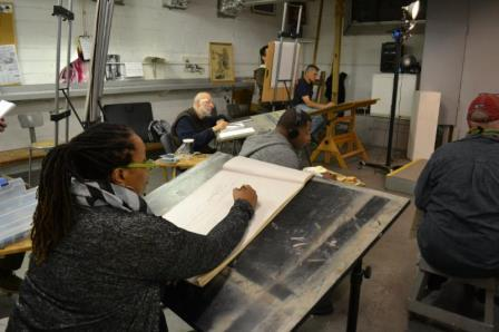 Scarab Club looking for emerging artists for small group exhibitions