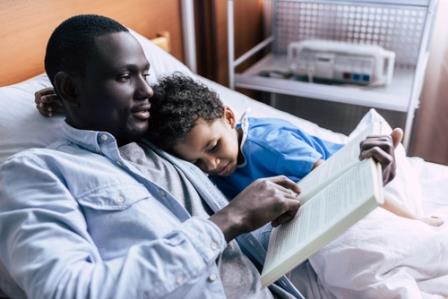 Donate! Books needed to help keep young patients reading at Children's Hospital of Michigan