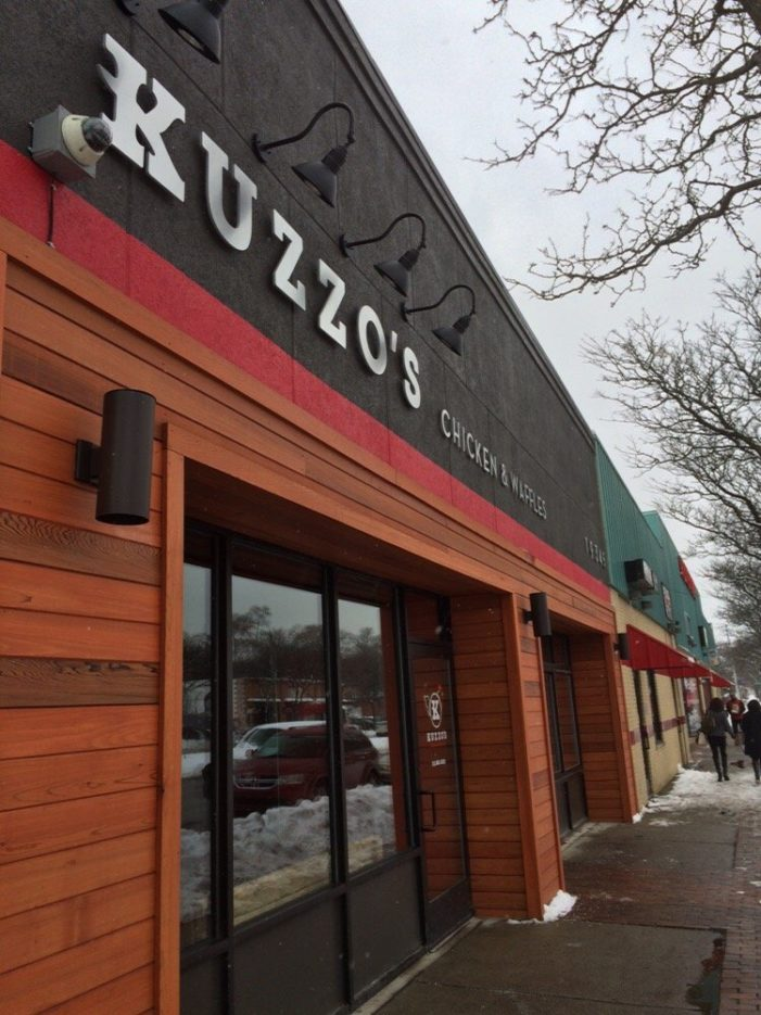 We're open for business: Small business starts are climbing in urban areas, particularly Detroit