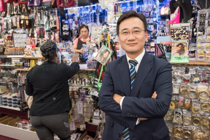 Tack-Yong Kim aims to heighten investment and harmony in Detroit's neighborhoods