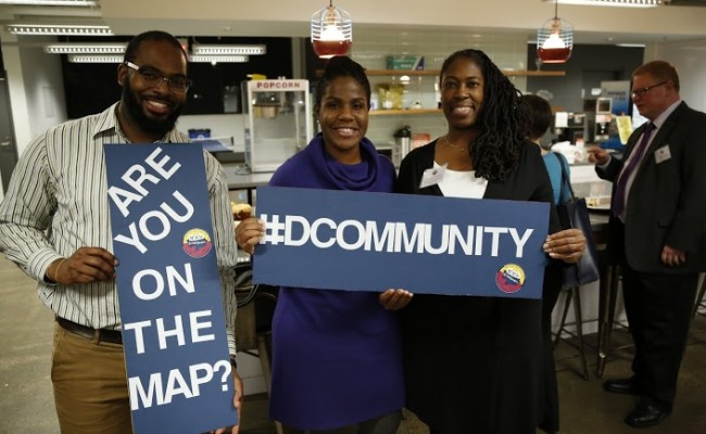 d[COM]munity to digitally link all community organizations in Detroit with interactive map, increase collaboration