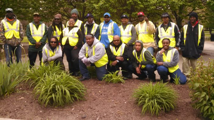 New jobs program teaches Detroiters landscaping skills