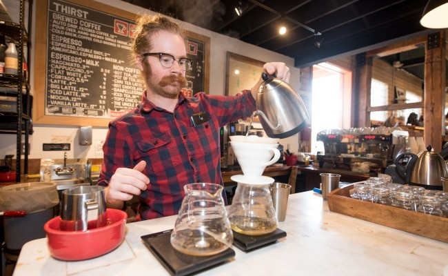 How Detroit's coffee shops are shaping neighborhood redevelopment