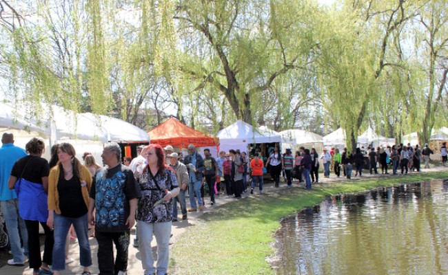 Palmer Park Art Fair is May 14-15, features 90 professional artists, 15 local teen artists and more
