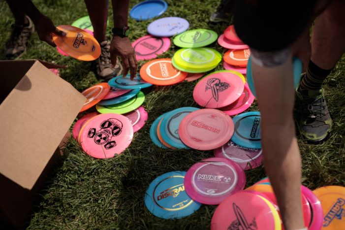 Go Golf: Why disc golf is gaining popularity in Detroit