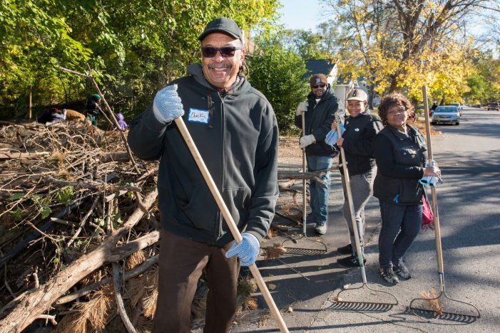 How Detroit's Chalfonte volunteer clean-up efforts are transforming their neighborhood