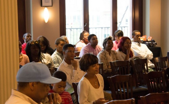 Detroit Regional Chamber  suppported program helps students lead and succeed.
