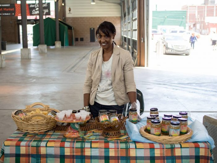 Spicing Up Detroit: Detroit entrepreneur's salsa brings a bit of local flavor to grocery aisles