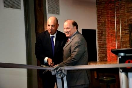 Lear opens new Innovation Center in downtown Detroit