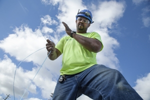 All-access pass: Construction training bolsters Detroit job seekers' prospects