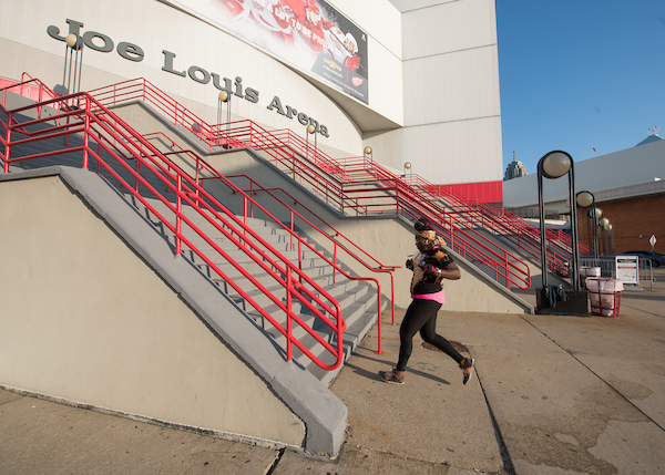 Protect Your Breath: Detroit Rec elevates stair climbing challenge