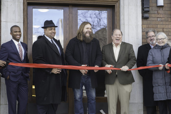 Treymore building adds stake to city's claim on mixed income housing