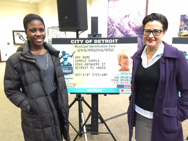 Where it all begins: Detroit ID program offers access and inclusion