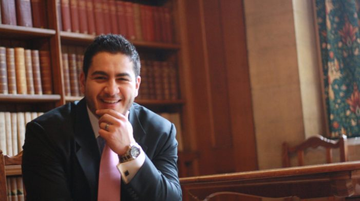 Top Doc Tapped: Dr. Abdul El-Sayed accepts National Health Promotion Board seat